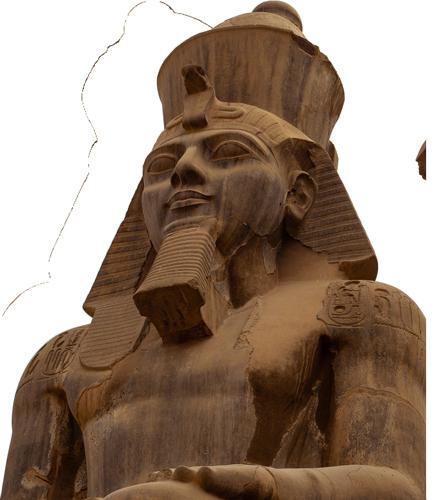 oeuvres pharaon