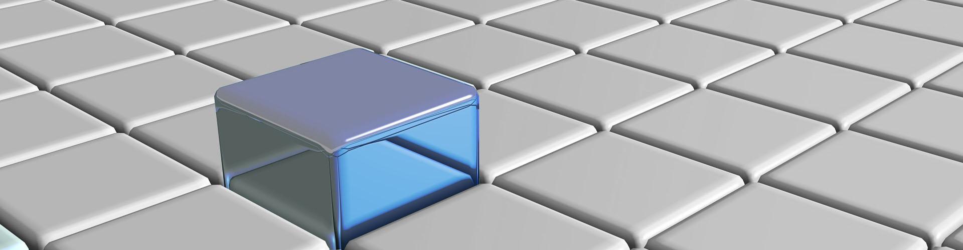 SS cubes